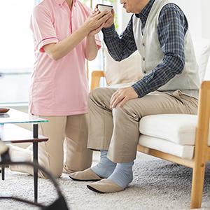 自宅の介護サービス